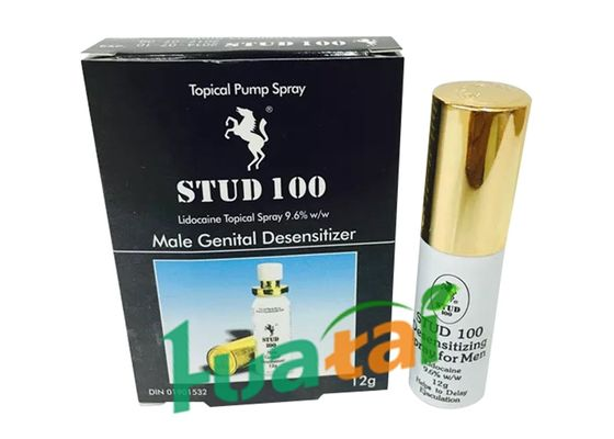 Cina Stud 100 Desensitizing Spray For Men, Natural Dick Pena Enlargement Spray Distributor
