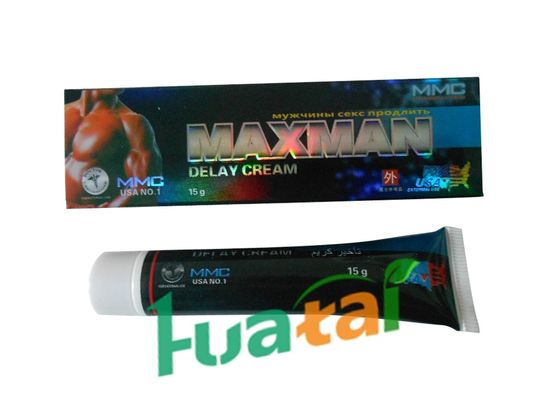 Cina Male Sex Enhancement Rutining Delay Cream, Delay Pembesaran Max Man Cream For Men Distributor